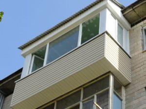 Укрепление и вынос балконов, лоджий